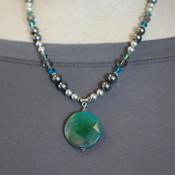 Jade Garden Necklace