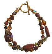 Sunstone Double Bracelet