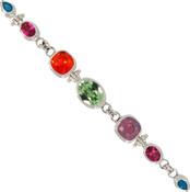 Swarovski Multi Crystal Bracelet
