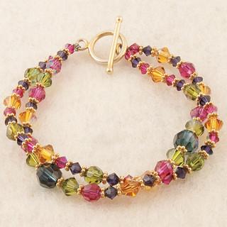 Gypsy Double Bracelet