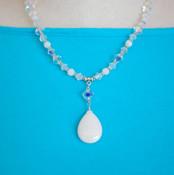Cloud 9 Drop Necklace