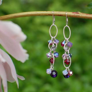 Cupid Cluster Earrings