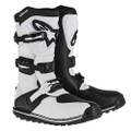 Alpinestars Tech T boots. White Black