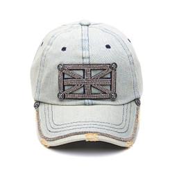 Union Jack Denim Cap