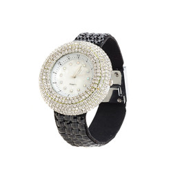 Meteor Crater Wrist Watch