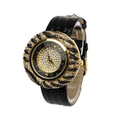 Wild Animal Striped Wrist Watch