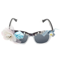 Cluster Flowers Sunglasses