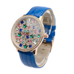Twinkling Star faced Wrist Watch