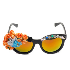 Cluster Roses Sunglasses