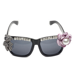 Teddy Bear & Rose Sunglasses