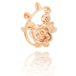 Neoglory Exquisite Rose Vine Ring