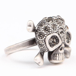 Skull & Cross Bones Ring