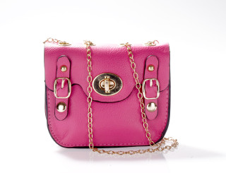 Mini Satchel Chain Bag