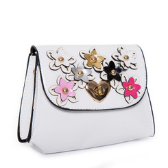 Small Flower Chain Purse