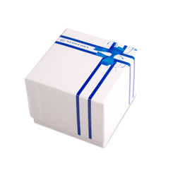 White Bangle Gift Box