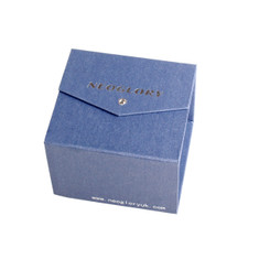 Neoglory Blue Bangle Gift Box