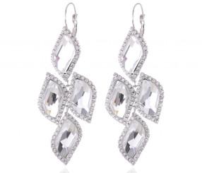 Romance Glamour Chandelier Earrings