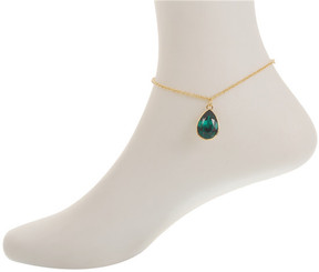 Neoglory Crystal Dropper Anklet Gold/Silver Plated Gift/Party Ank20