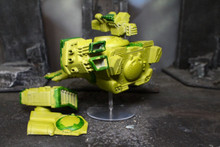 Tau Hammerhead Lot 6032 Blue Table Painting Store