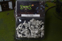 Trollbloods Trollkin Runeshapers Lot 6500 Blue Table Painting Store