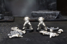 Chaos Space Marine Havocs Lot 6662 Blue Table Painting Store