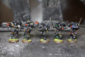 Space Marine Deathwatch Assault Marines Lot 6746 Blue Table Painting Store