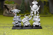 Dwarf Thunderers Lot 6844 Blue Table Painting Store