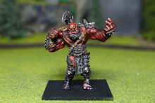 Kings of War Ogre Captain Lot 7103 Blue Table Painting Store