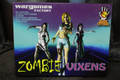Wargames Factory Zmbie Vixens Lot 7497 Blue Table Painting Store