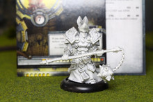 Protectorate of Menoth High Exemplar Kreoss Lot 7608 Blue Table Painting Store