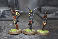 Grey Knight Death Cult Assassins Lot 7728 Blue Table Painting Store