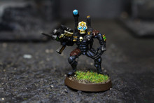 Grey Knight Eversor Assassin Lot 7730 Blue Table Painting Store