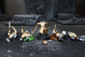 Imperial Guard Cadian Shock Troops Lot 7996 Blue Table Painting Store