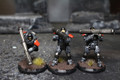 Dust Axis Heavy Flak Grenadiers Lot 8444 Blue Table Painting Store
