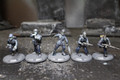 Dust Axis Ubertoten Assault Squad Lot 8451 Blue Table Painting Store