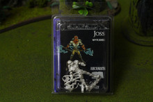 Arcanists Injun Joss, Steampunk Warrior Lot 8568 Blue Table Painting Store
