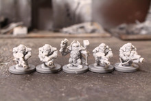 Forge Fathers Stormrage Veterans Lot 9032 Blue Table Painting Store
