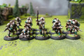Cygnar Trenchers Lot 9274 Blue Table Painting Store