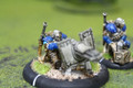 Cygnar Trencher Chaingun Lot 9277 Blue Table Painting Store