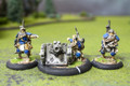 Cygnar Trencher Cannon Lot 9278 Blue Table Painting Store