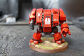 Space Marine Dreadnought Lot 9307 Blue Table Painting Store