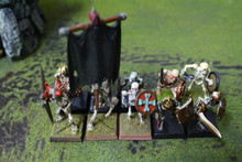 Vampire Counts Skeletons Lot 9603 Blue Table Painting Store