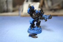 Space Marine Chaplain Lot 9929 Blue Table Painting Store