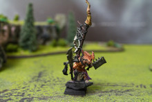 Skaven Warlord Lot 10013 Blue Table Painting Store