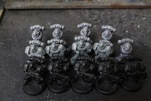 Space Marine Tactical Marines Lot 10098 Blue Table Painting Store