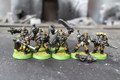 Space Marine Scouts Lot 10327 Blue Table Painting Store