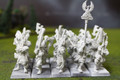 High Elf White Lions Lot 10730 Blue Table Painting Store