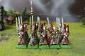High Elf Swordmasters Lot 10732 Blue Table Painting Store