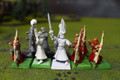 High Elf Archers Lot 10737 Blue Table Painting Store