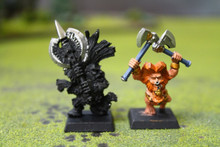 Dwarf Dragon Slayers Lot 10935 Blue Table Painting Store